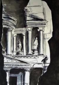 Petra / Encre / 50 x 70