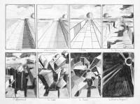 Cycle nature / Mines de plomb / 40 x 30
